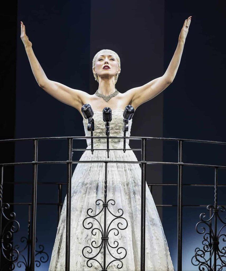 Balcony Scene from Evita