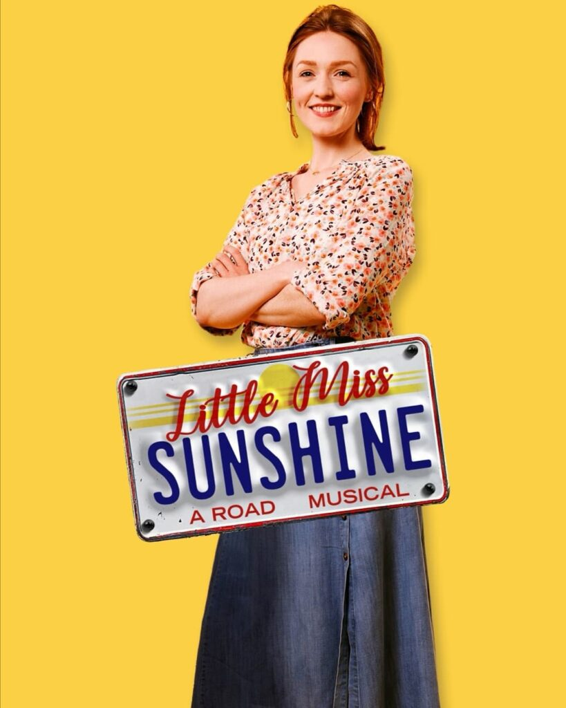 Publicity Shot for Little Miss Sunshine