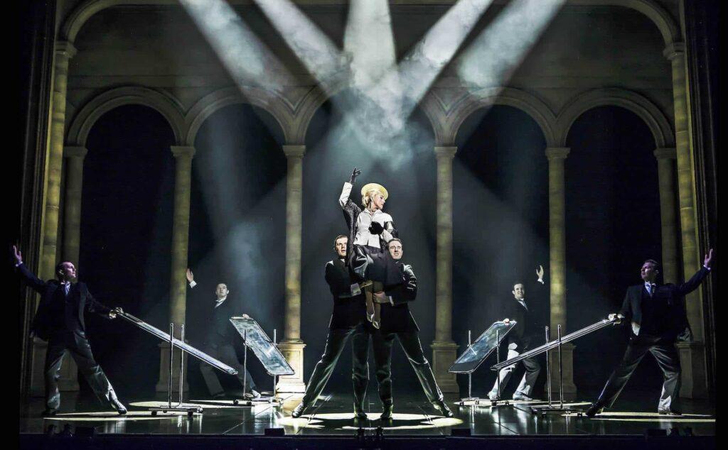 Evita UK Tour Rainbow High
